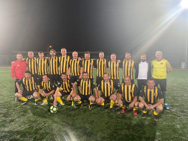 Keşanspor Masterler Takımı Tekirdağ deplasmanından 3 puanla döndü