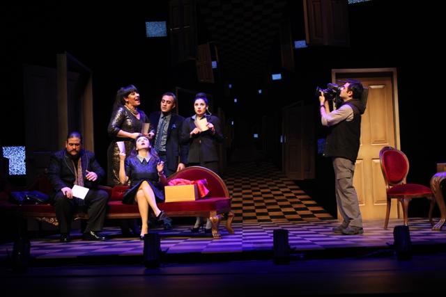 Ocak Ayında İstanbul Şehir Tiyatroları'nda 32 Oyun Var.