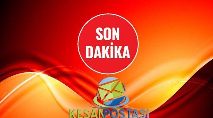 Edirne merkezli FETÖ operasyonunda 14 şüpheli yakalandı