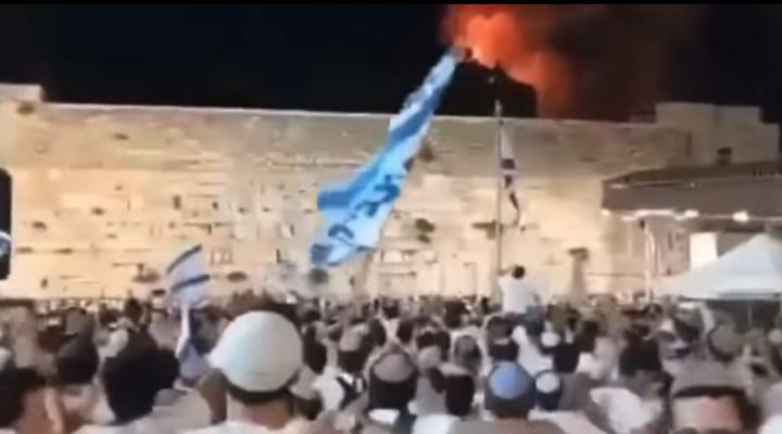 """Serkan Çağrı'dan İsrail'e kınama """"Mescid-i Aksa'da çıkan yangını kutluyorlar!"""""""