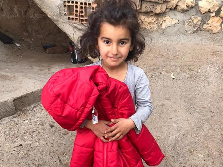 Midyat'taki çocuklara Turan Aksoy ve Bülent Türker mutluluk sevinci yaşattı