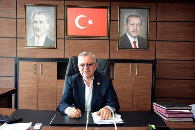 Belediye Başkanı Helvacıoğlu'ndan Aksal'a Su Ürünleri Kanunu teşekkürü