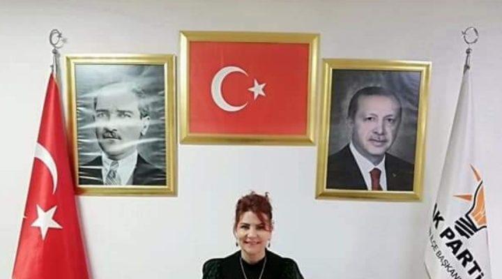 AK Parti Keşan İlçe Kadın Kolları Başkanı Nuriye Altın'dan Rmazan Bayramı mesajı