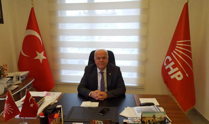 CHP Edirne Merkez İlçe Başkanı Nedim İşcan'dan 5 Aralık Açıklaması