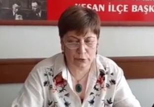 Nermin Arhatır, Zübeyde hanımı 98.ölüm yıldönümünde andı