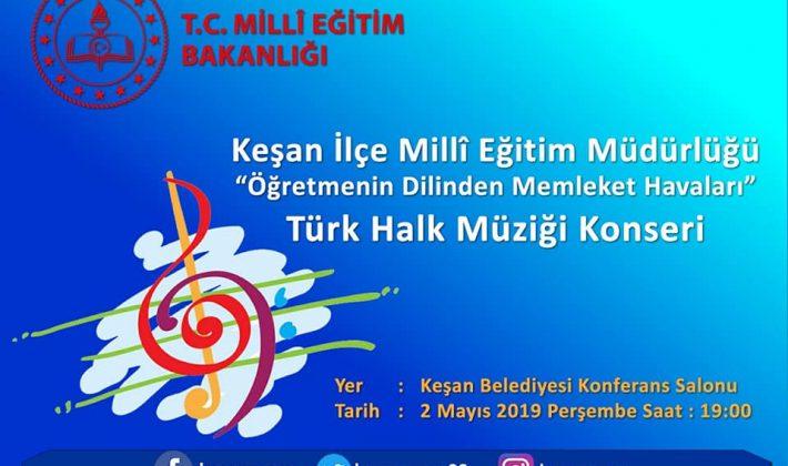 Öğretmenin Dilinden Memleket Havaları 2 Mayıs'ta…