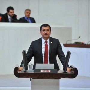 Gaytancıoğlu, Tarım ve Hayvancılık Bakanlığı Bütçesi Hakkında Konuştu