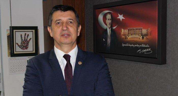 """Gaytancıoğlu, Bakan Pakdemirli'ye sordu: """"Özel İdare'nin Vakıf'taki tesisleri TÜGVA'ya nasıl kiralandı?"""""""