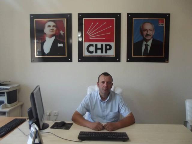 CHP İl Başkanı Bozkurt'tan yeni yıl açıklaması