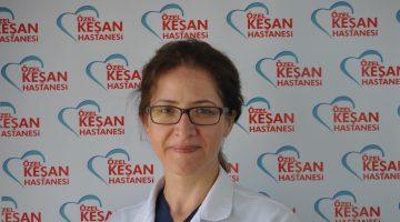 Doktor Işıl Gülşen, kansere dikkat çekti.