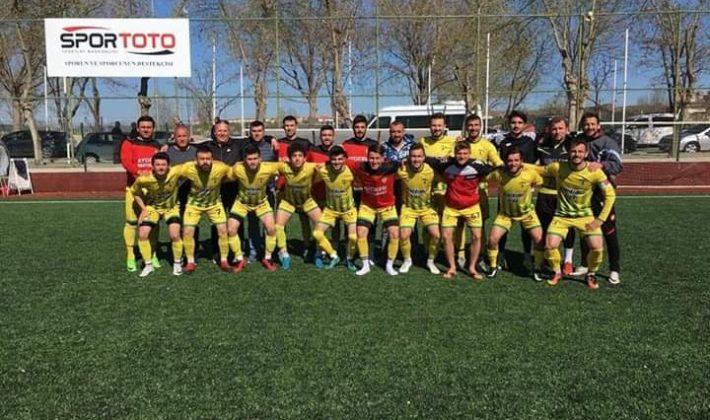 Süper Amatör Lig'de Son Hafta Maçları Öncesi Osmanlıspor Şampiyon