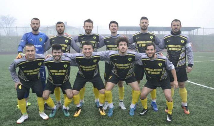 Edirne Süper Amatör Lig'de Haftanın Toplu Sonuçları