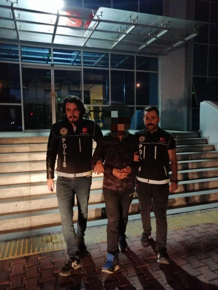 40 Kök Hint Keneveri İle yakalanan kişi tutuklandı