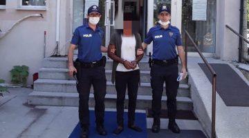 Çeşitli suçlardan aranan kişi adli para cezasını ödeyerek serbest kaldı