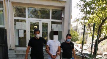 Malkara'da hırsızlıktan aranan kişi Keşan'da yakalandı ve tutuklandı