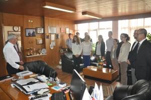 personel başkan özcan'ın bayramını kutladı (1)