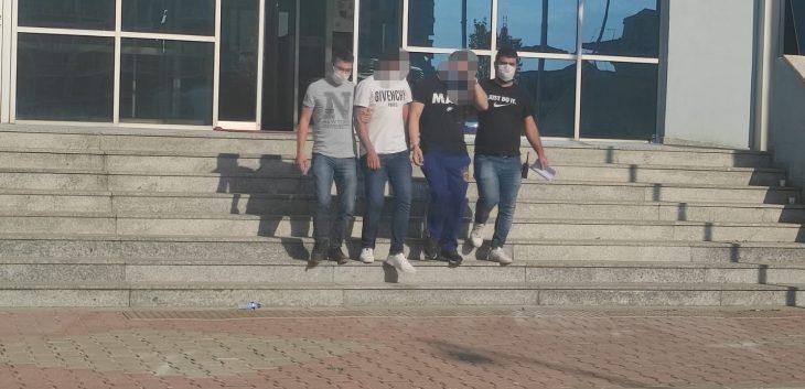 Keşan'da yaralanma olayından dolayı  gözaltına alın 4 kişiden 3'ü tutuklandı