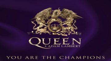 Queen ve Adam Lambert'tan sağlık çalışanları yararına yeni kayıt:'You Are The Champıons'