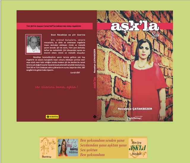 Recebiye Çataksezer'in ilk kitabı yayınlandı…