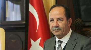Edirne Belediye Başkanı Recep Gürkan'dan yılbaşı mesajı