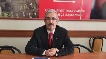 CHP Keşan İlçe Başkanı Recep Pekcan'dan 18 Mart açıklaması