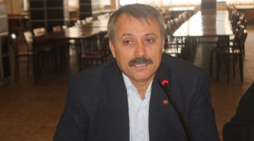 Salim Şen'den 1 Mayıs açıklaması