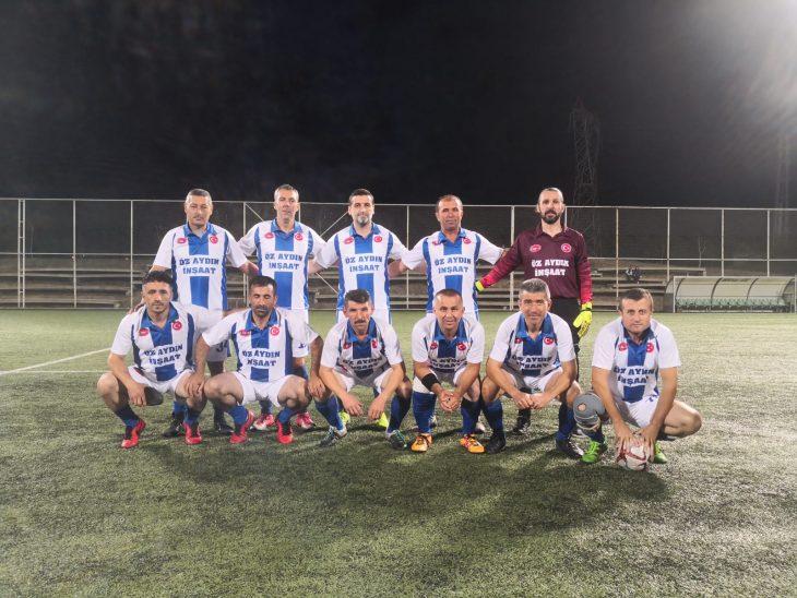 Sardos Veteranlar Lüleburgaz Veteranlar'a 3-0 mağlup oldu