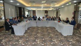 Başkan Özacar, SODEM Toplantısına Katıldı…