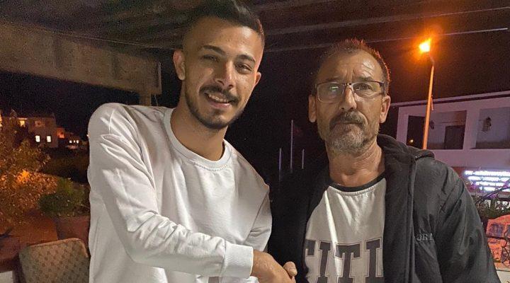 Keşanlı Futbolcu Sergen Duran Bodrum Turkuazspor'a transfer oldu