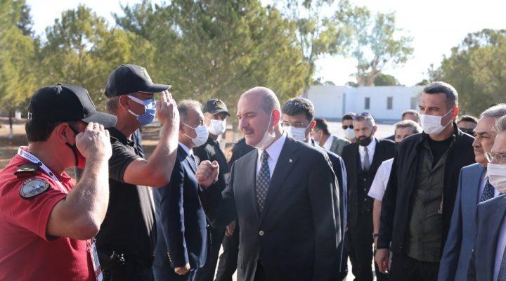 Süleyman Soylu: Eylemci öğrenciler sol marjinal.
