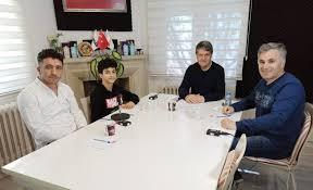 Spor Zamanı'nın 7 Mart'taki Konukları Baba Oğul Futbolcu Mehmet ve Mert Aydın ile Atlet Hasan Topaloğlu oldu