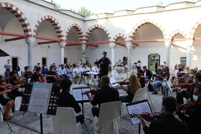 Sultan 2. Bayezid Külliyesi'nde klasik müzik konseri