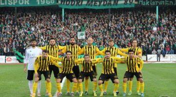 Ziraat Türkiye Kupası'nda Tekirdağspor yoluna devam ederken Edirnespor elendi