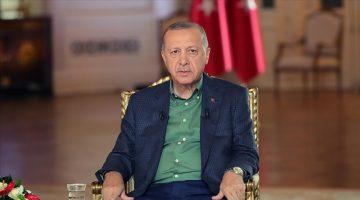 Cumhurbaşkanı Erdoğan: Şu anda 16 uçak var, bugün gelenlerle sayı 20'ye çıktı