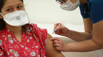Trakya'da 28 bin 391 kişiye Kovid-19 aşısı uygulandı