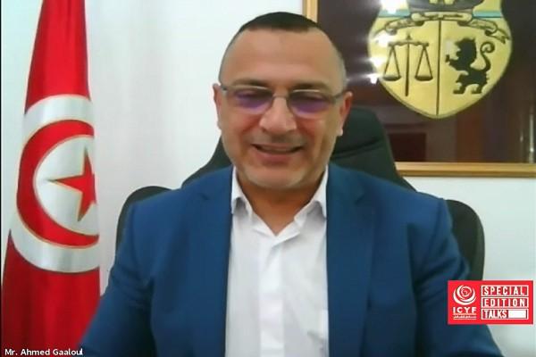 """Tunus Gençlik ve Spor Bakanı Ahmed Gaaloul: """"Türkiye, dünyanın güç dengesinin kalbidir"""""""