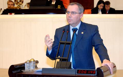 Dibek'ten,Ankara ve Hacettepe Üniversiteleri için soru önergesi