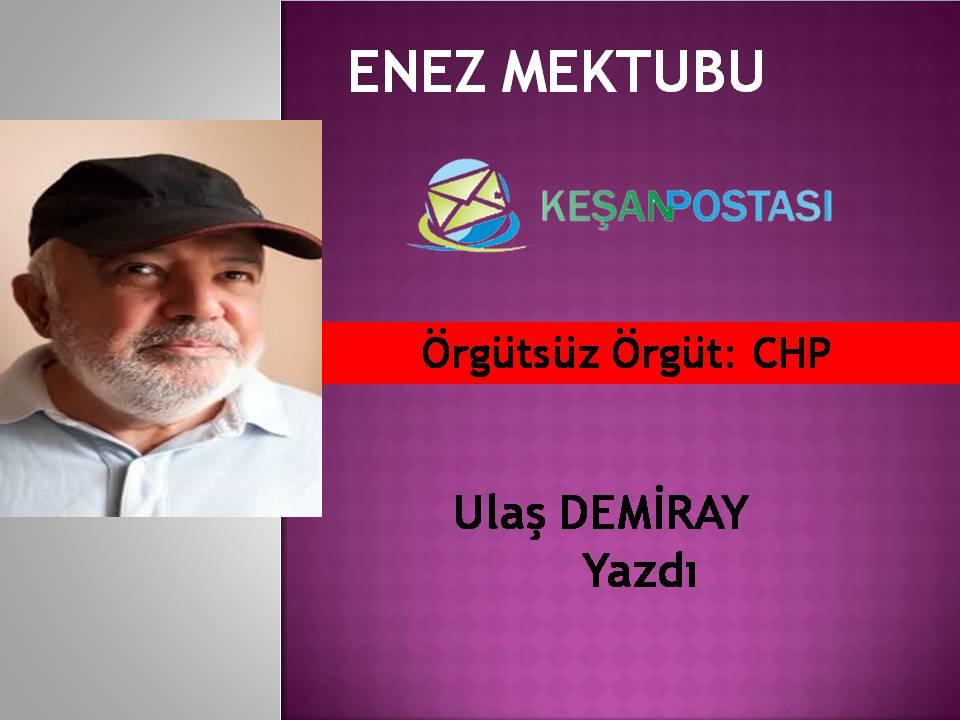 Örgütsüz Örgüt: CHP