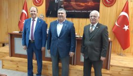 Şenol Kılıç ve Mehmet Özkök İl Genel Meclisi Encümen Üyeliğine Seçildi.