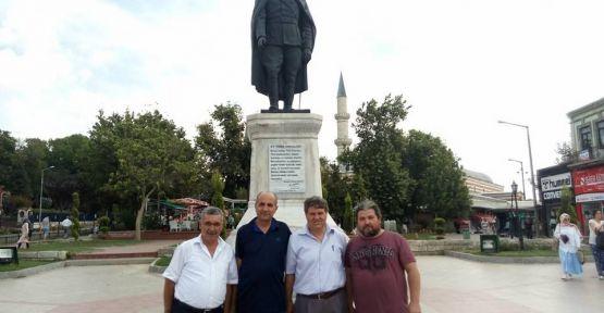 Yerel Basın Birliği Edirne Şubesi Yönetimi Görev Bölümü Yaptı…