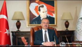Edirne Valisi Günay Özdemir'den Bayram Mesajı