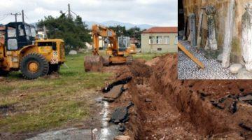 Yunanistan'dan Osmanlı mezarlarını talan
