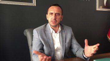 Zafer Sarıkeçe Genel Başkanımız Akşener 25 Kasım'da Edirne'ye gelecek